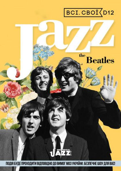 The Beatles в стиле Jazz
